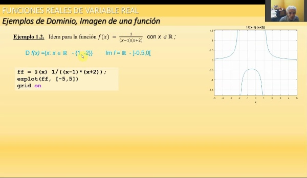 M1-ELE-111 Definición de función