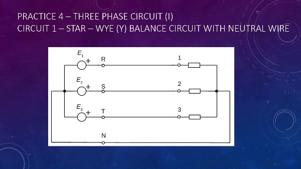 Electrical Engineering Three Phase Circuits
