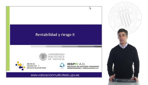 Rentabilidad y Riesgo II