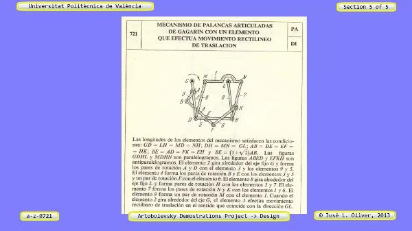 Creación Virtual Mecanismo a_z_0721 con Solidworks - 5 de 5