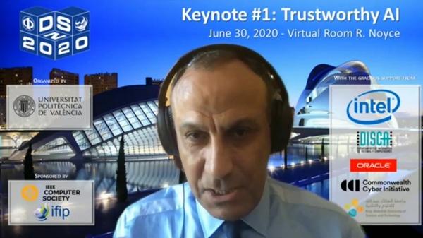 DSN2020 - Keynotes - Keynote 1 - Trustworthy AI