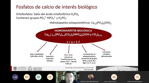 Biomateriales: Cerámicas biodegradables 1