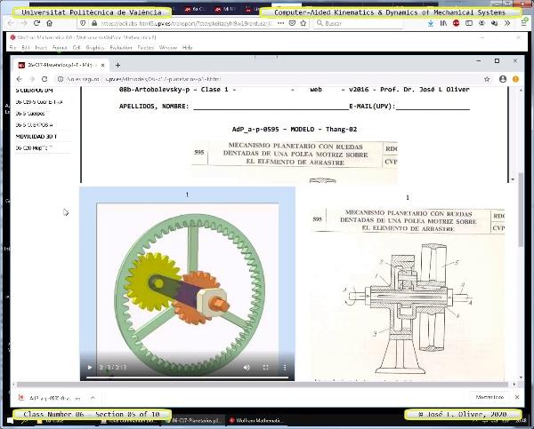Tecnología de Máquinas ¿ 2020 ¿ TM - Clase 06 ¿ Tramo 05 de 10