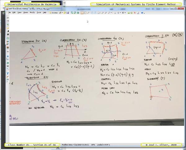 Métodos Numéricos para Análisis Estructural ¿ MN ¿ 2020 ¿ Clase 05 ¿ Tramo 05 de 14