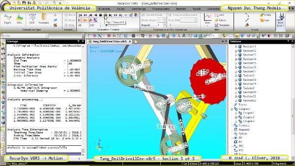 Simulación Cinemática Tang_BeltDrive13Inv-v8r5 con Recurdyn - RotaT - 5 de 5