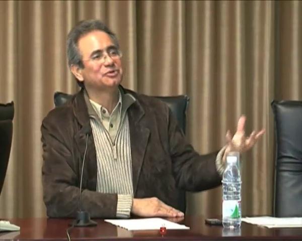Carlos Cortez - Desarrollo Humano y Nuevas Visiones del Desarrollo (parte 3 de 4)