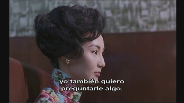 In the mood for love (2000) - Secuencia Restaurante