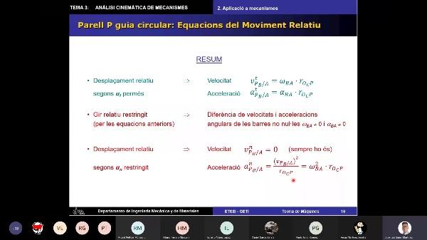 Classe de Teoria de Màquines (11410) - Grup 2VI - 16-02-2021 2a part