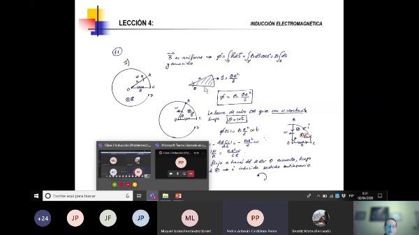 Clase 3 Física II Grupo A online