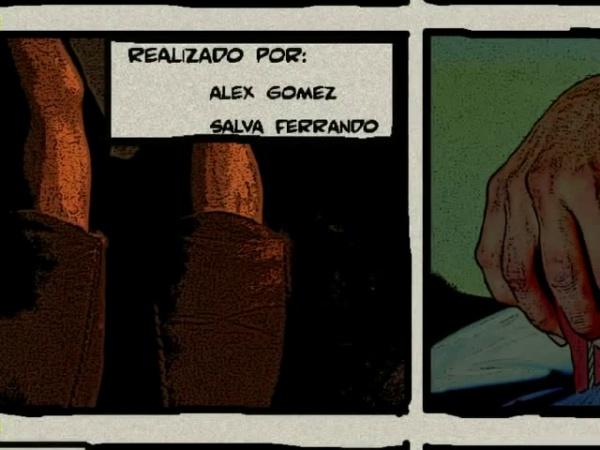 El Horla (Alex Gómez y Salva Ferrandis)