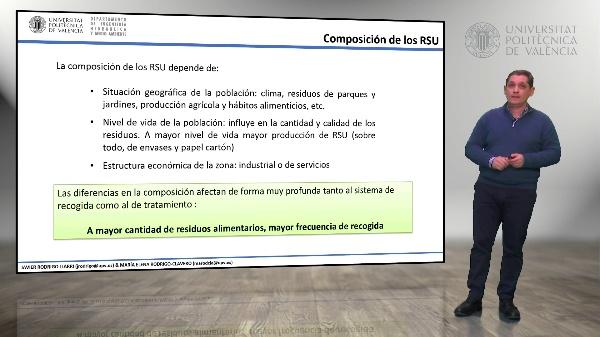 1.03.- Producción y composición de los RSU