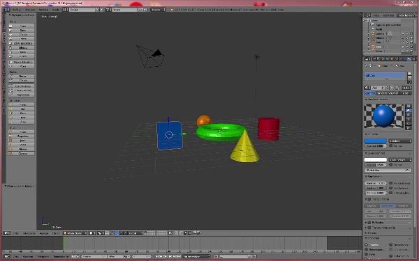MODELADO BÁSICO EN BLENDER 3D