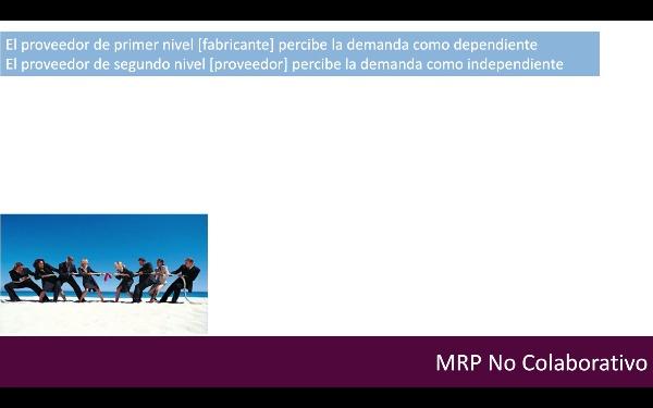 MRP Colaborativo