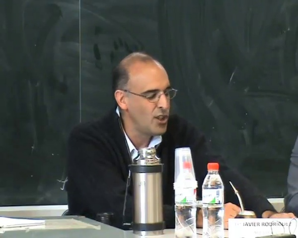 Rafa Mauri (ACSUD) - Javier Rodríguez (CAUQUEVA) - Gestión de Organizaciones de Desarrollo (parte 1 de 4)