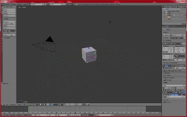 CORTES EN CARAS MEDIANTE BLENDER 3D