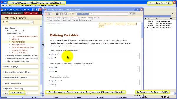 Simulación Mecanismo a_c_0683 con Cosmos Motion - 3 de 9