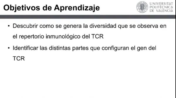 Genética del TCR (screen)