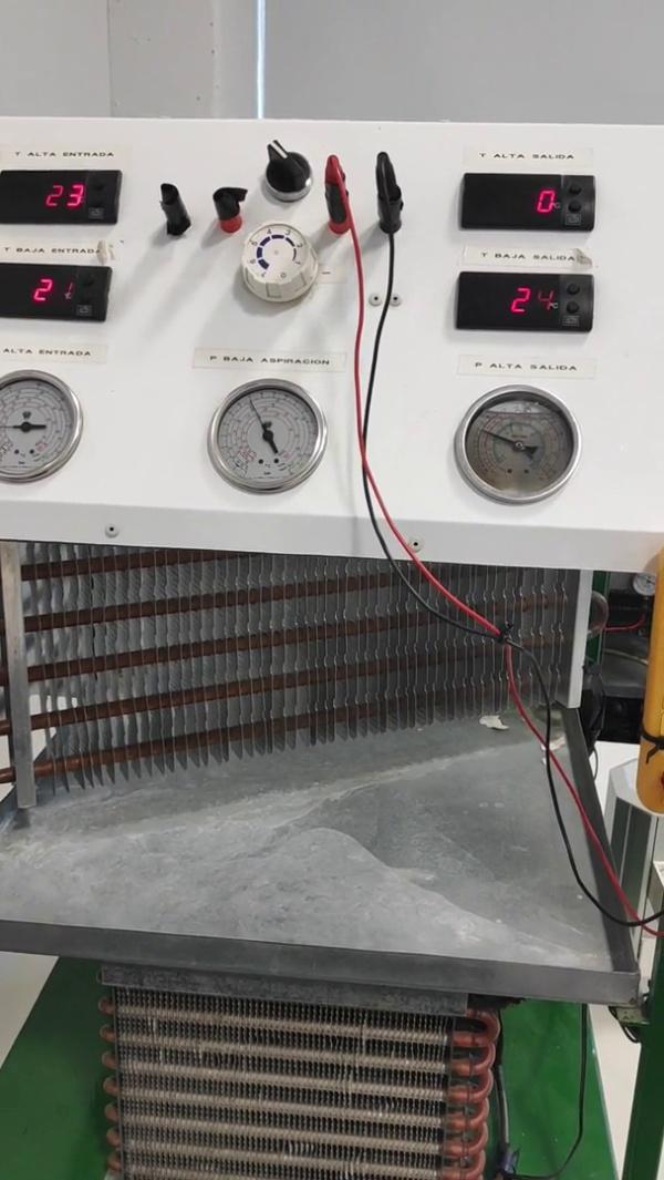 Práctica DEI - Balance energético de intercambiadores. Experimento