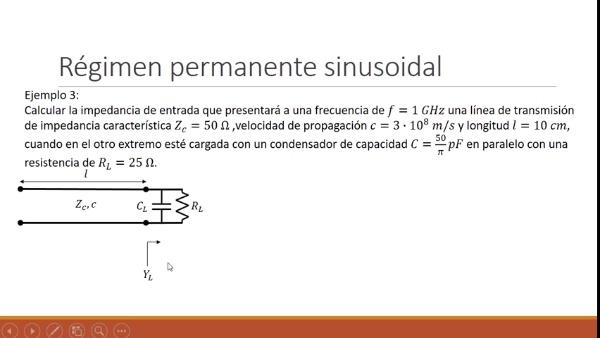 Fundamentos de transmisión. Tema 4.3.5.3. Ejemplo 3.