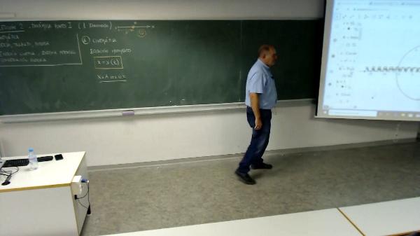 Física 1. Lección 2 Ecuación del movimiento en Movimiento Armónico Simple