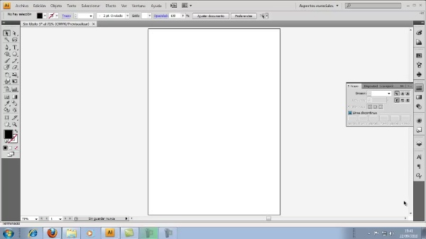 Illustrator CS4. Texto2
