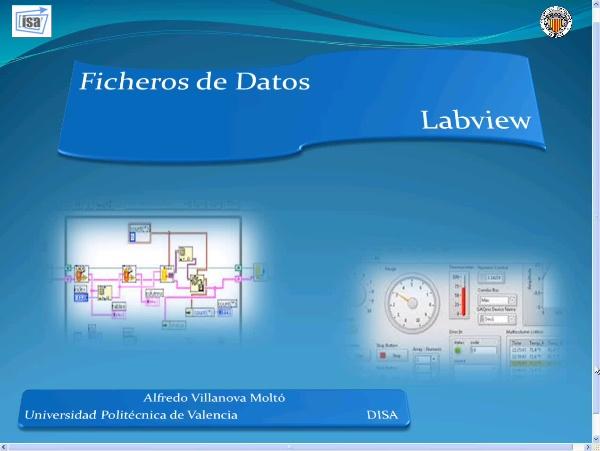 Lectura de Ficheros de Datos en Labview