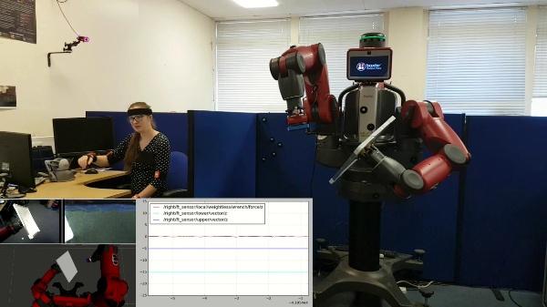 Dual-Arm Teleoperation Combining Haptics and Motion Capture: Usability Benchmark