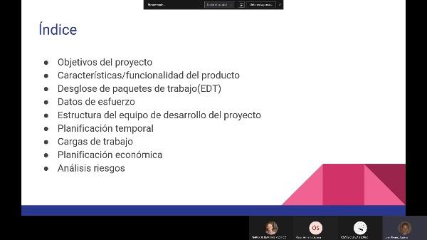 Video presentación proyecto GPR grupo 3TI21-1