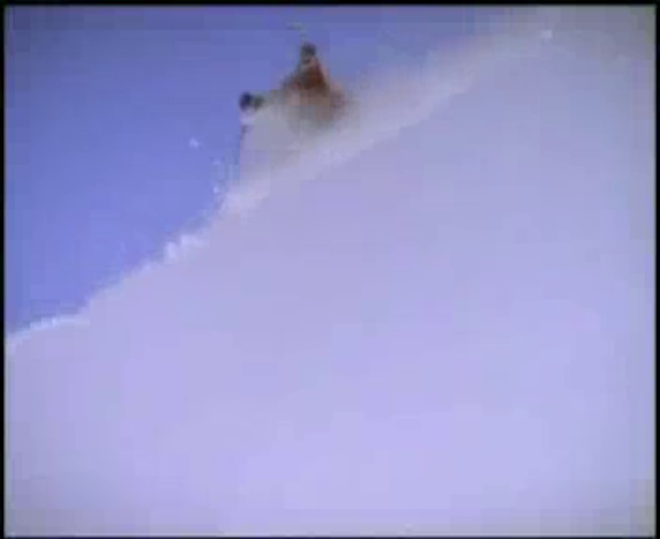 Desafío a la gravedad - La construcción de pistas de esquí