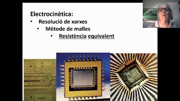 Mètode de malles per a determinar la resistència equivalent d'un circuit