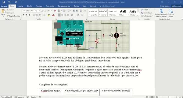 PL12 PWM (2) - Control proporcional - G222 Electrònica Digital 2020 [UPV]