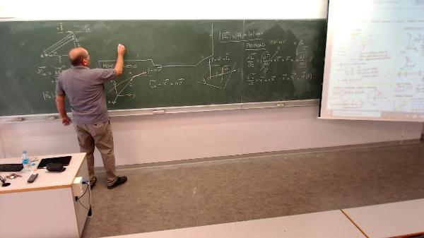 Física 1. Lección 3. Movimiento satélite