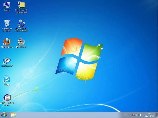 Instalación de VLC en Windows 7