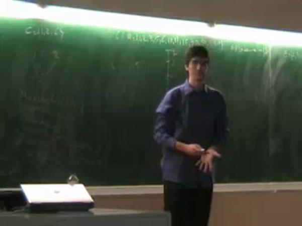Seminario Programación de componentes para Joomla ( 16 noviembre 2006 )