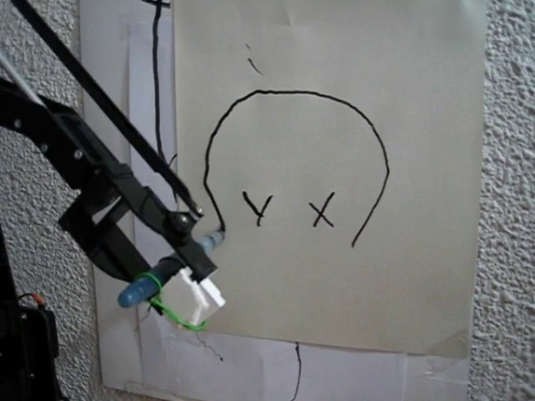 The Drawing Robot
