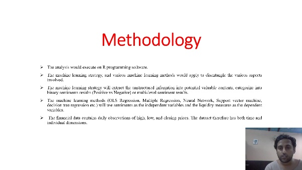 Applied Research Methodology