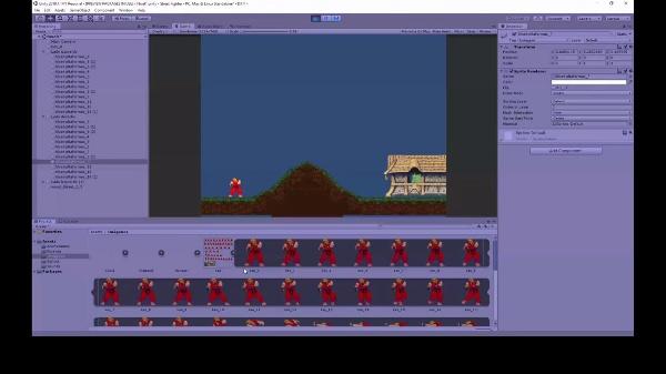 Scripting y máquinas de estado 2D