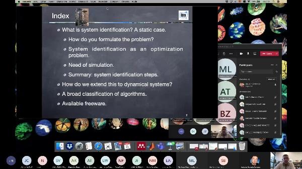 Lecture 7. SAU-GITI-II, 2020. System identification