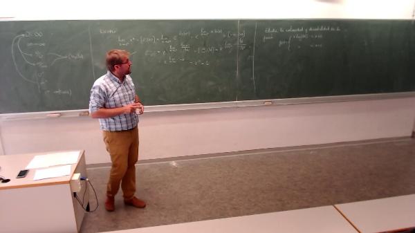 Matemáticas I-16-2-Ejemplo l'hopital (Ejercicio de examen)