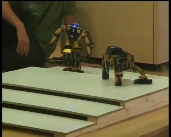 Los Robots toman la ETSInf
