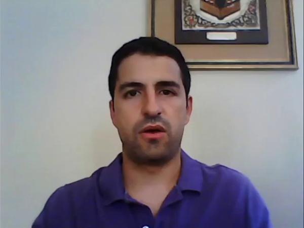 Anastasio nos habla sobre el \Máster Universitario de Economía Agroalimentaria y del Medio Ambiente\