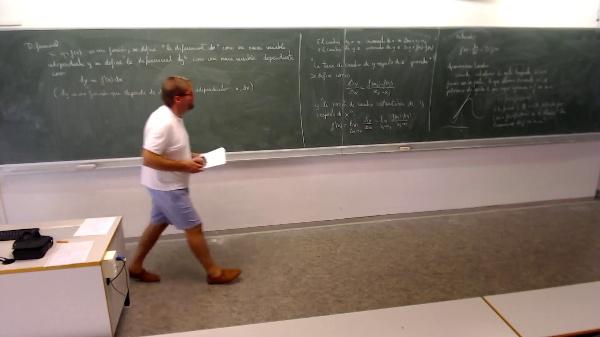 Matemáticas I-11-11-Concepto diferencial