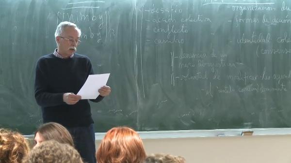 Jaime Pastor - La evolución de los movimientos sociales: continuidades y discontinuidades desde el 68 - parte 2