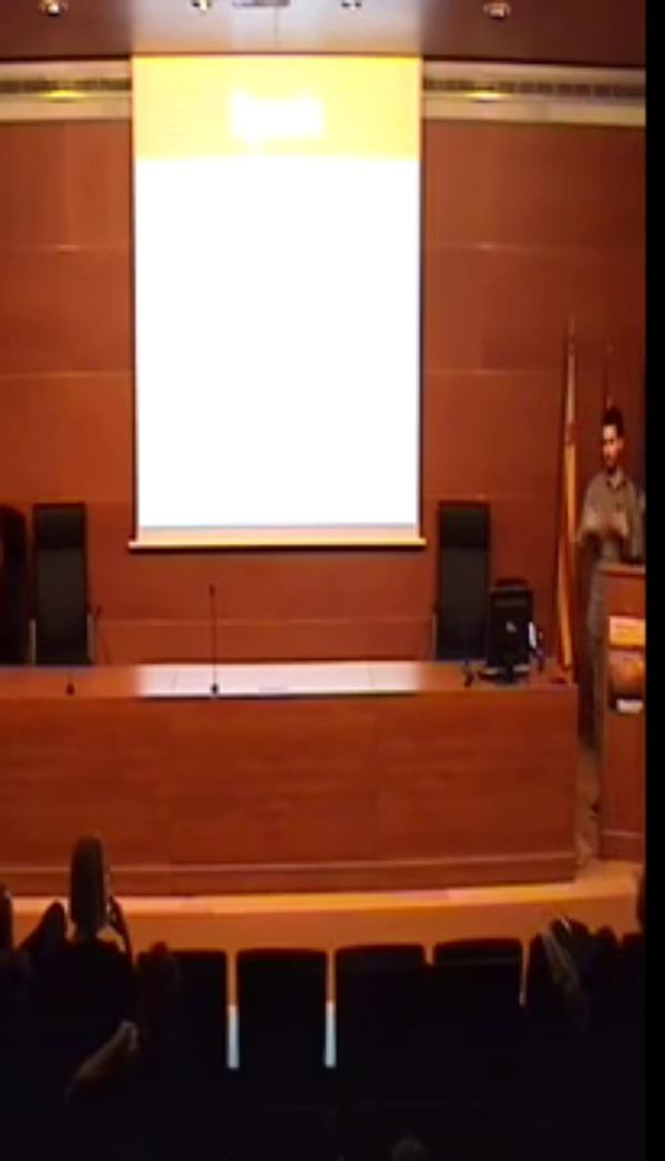 Video 03 Nicolás Robinson