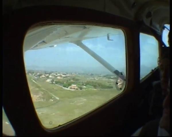 Salto en paracaídas en Castellón