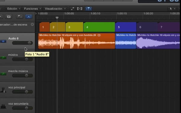 Screenflow para el análisis audiovisual