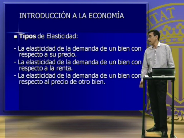 INTRODUCCIÓN A LA ECONOMÍA  4 (1º CURSO)