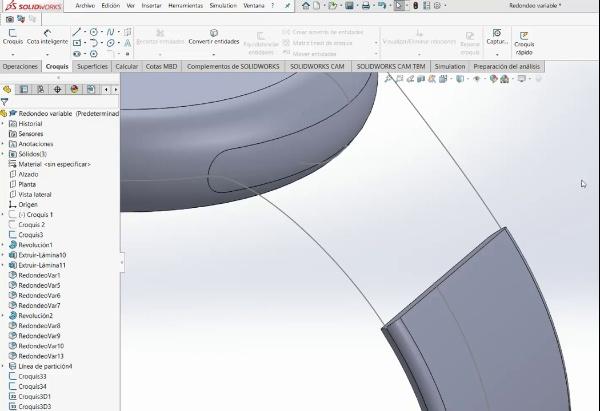 Croquis 3D 2
