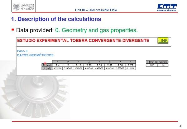 Laboratory FCD - Calculation and Analysis