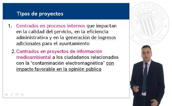 Proyectos de la Sección de Antenas para el Fondo de Inversión Local